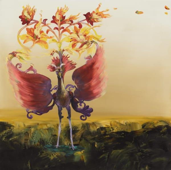 Phoenix Art | Trine Churchill