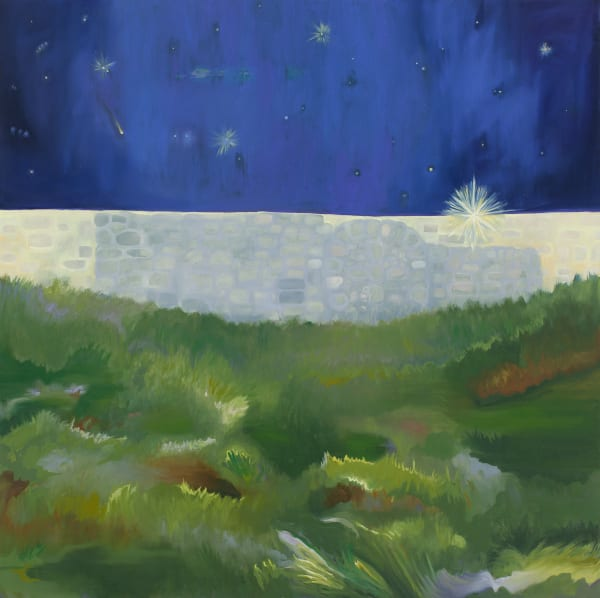 Stars In Griffith Park Art   Trine Churchill