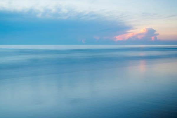 Departing Storm at Dawn