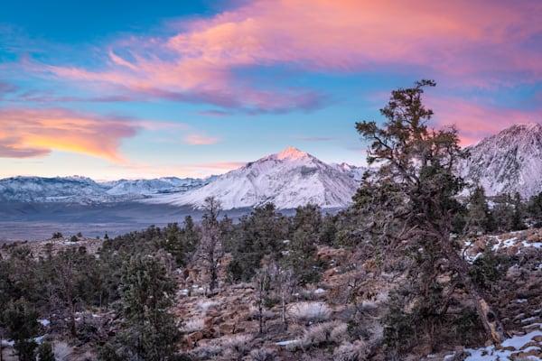 Mount Tom Sunrise