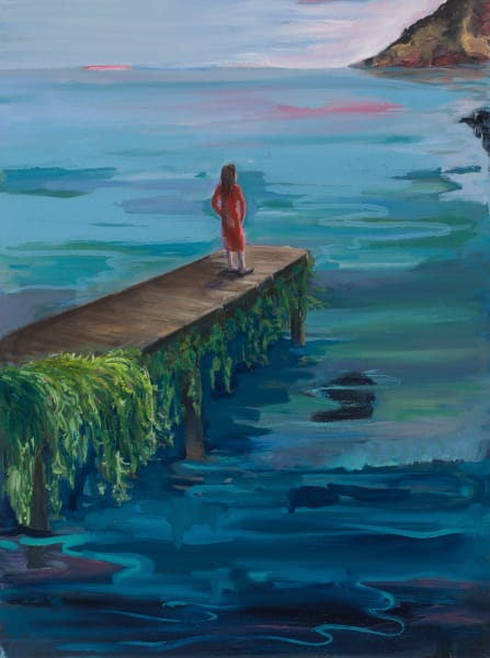The Island Art | Trine Churchill