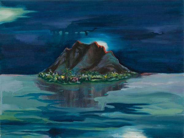 Two Moon Island Art | Trine Churchill