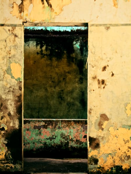 Door From Painted Past Photography Art | Mark Stall IMAGES