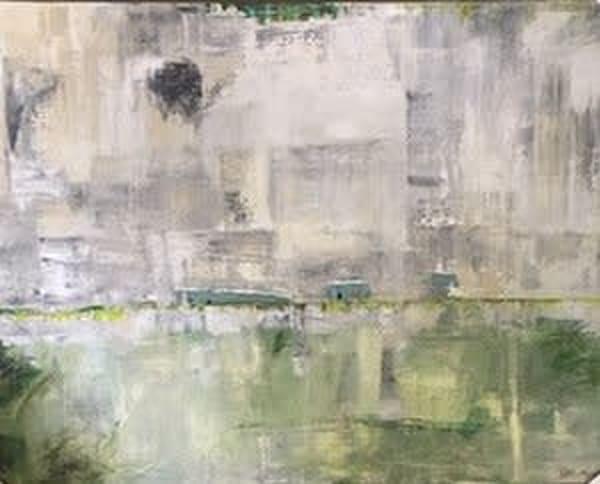 Weekend Getaway Art | B Mann Myers Art