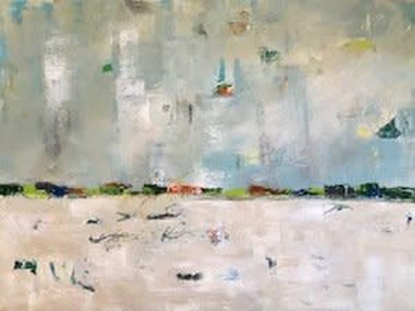 New Heights Art | B Mann Myers Art