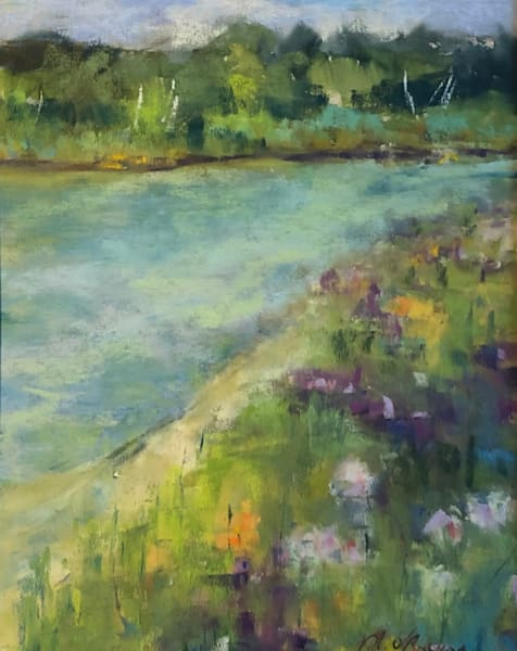 Wildflowers At Arboretum Art | East End Arts