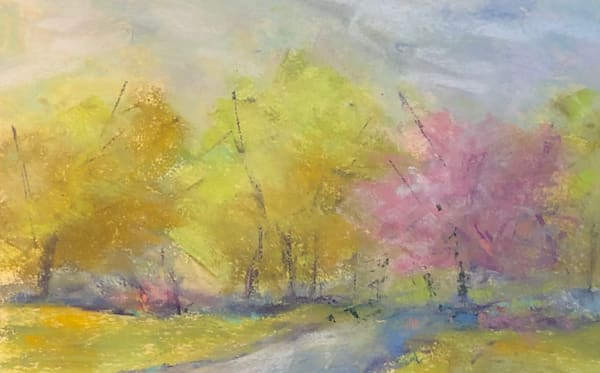 Spring Trees Art | East End Arts