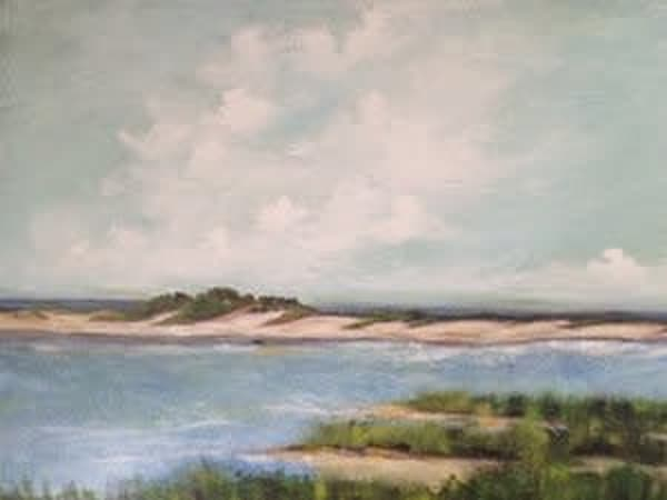 Coastal Bliss Art | B Mann Myers Art