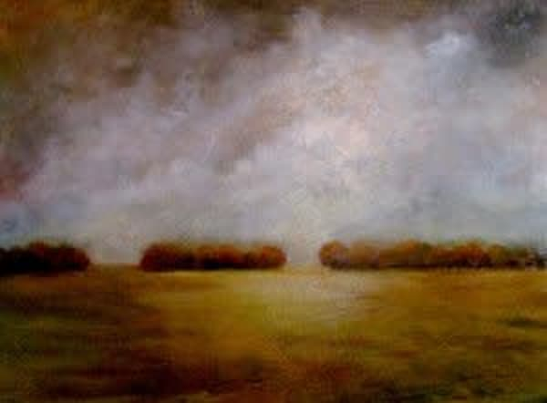 Harvest Gold Art | B Mann Myers Art