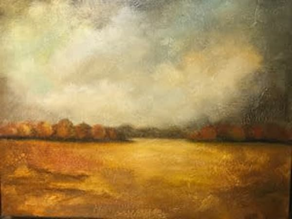 Finally Fall Art | B Mann Myers Art