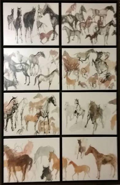 Canvas Print Mosaic