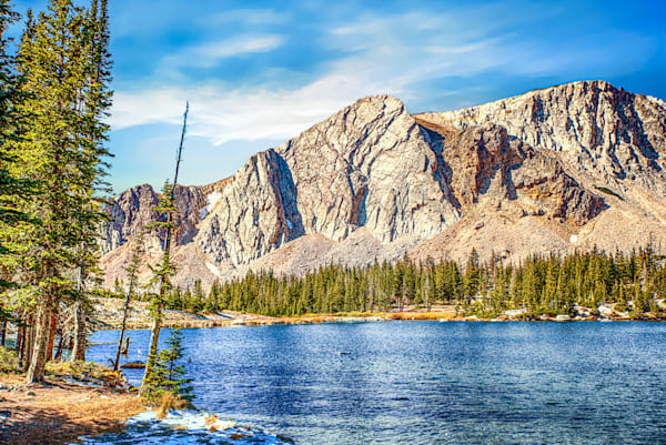 The Mighty Medicine Bow Photography Art | Artist David Wilson