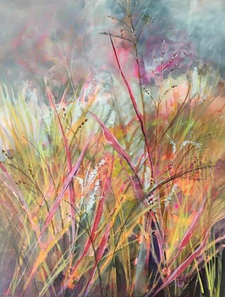 Strawberry Field Art | Terrie Haley Artist