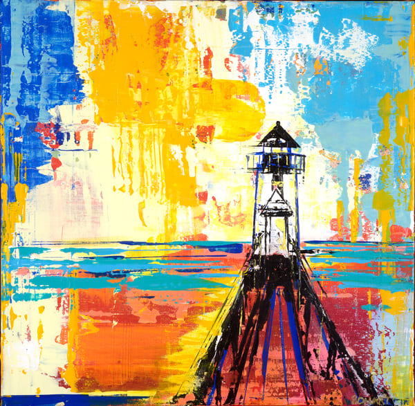 Lighthouse Art | benbonart