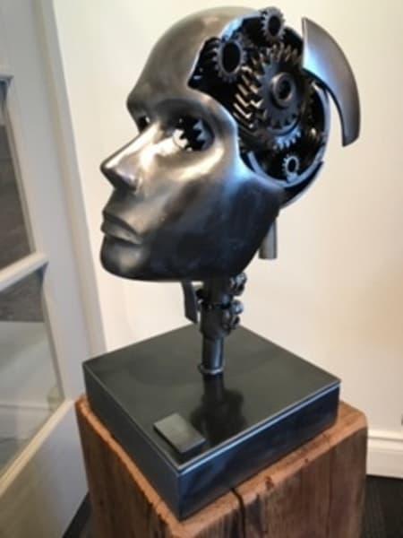 """Gearhead"" Art | artloversgallery"