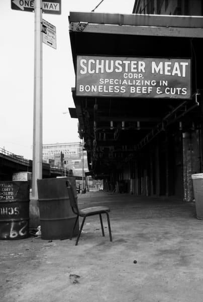 Schuster Meat Photography Art | Peter Welch