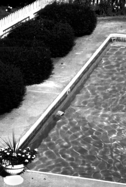 Built In Pool Photography Art | Peter Welch