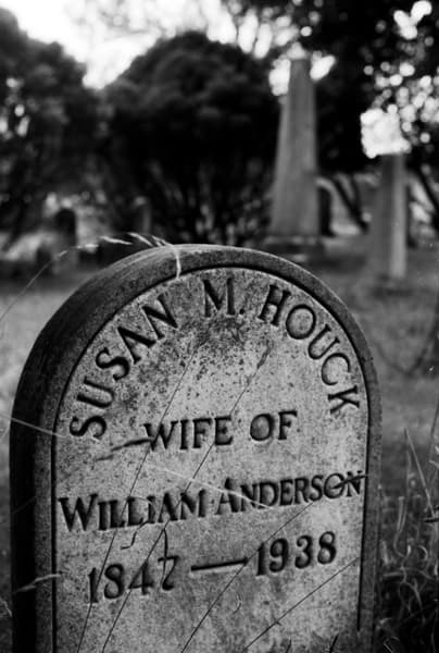 Wife Of William Anderson Photography Art | Peter Welch