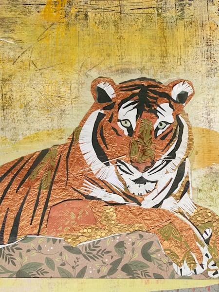 Tiger Spirit 1 Print