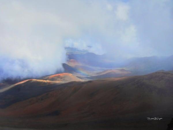 Rainbows and Cinder Cones