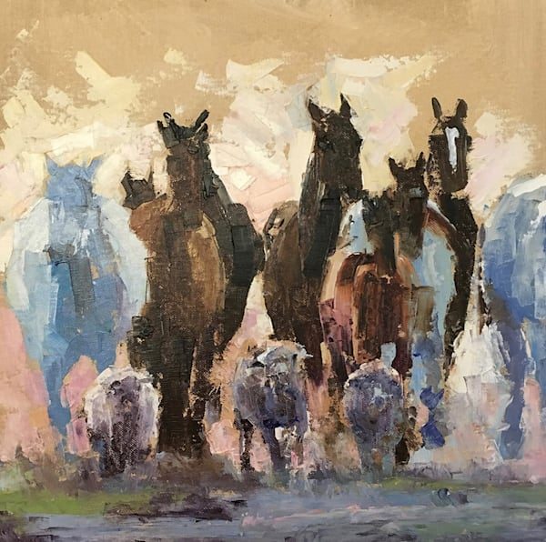 Horses | Riders | Western Originals