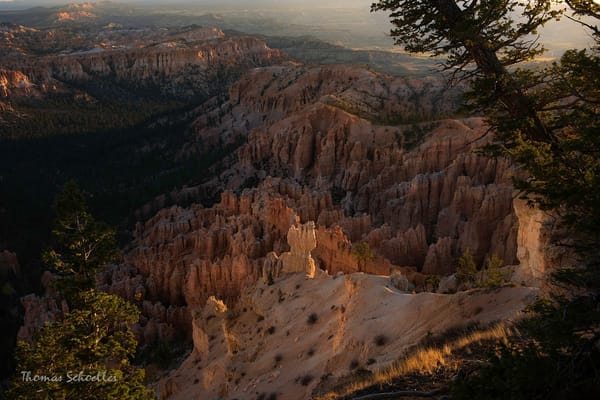 Bryce Canyon National Park Utah | Sunset at Ponderosa Canyon fine art photography prints
