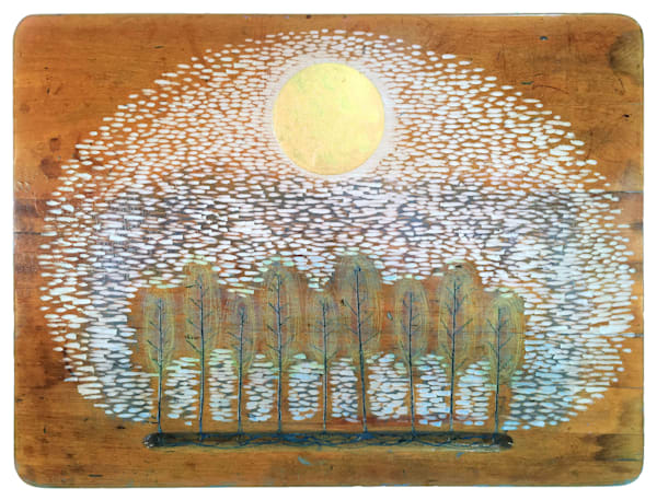 nine trees under the sun