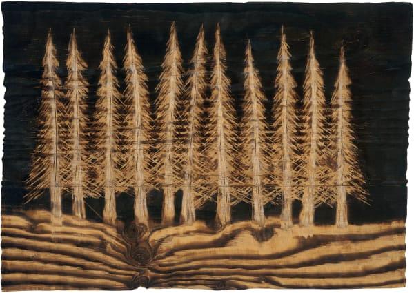 eleven pines