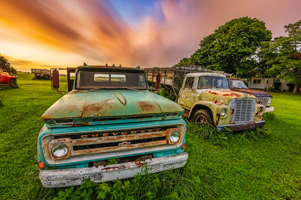 Oregon Road Trucks