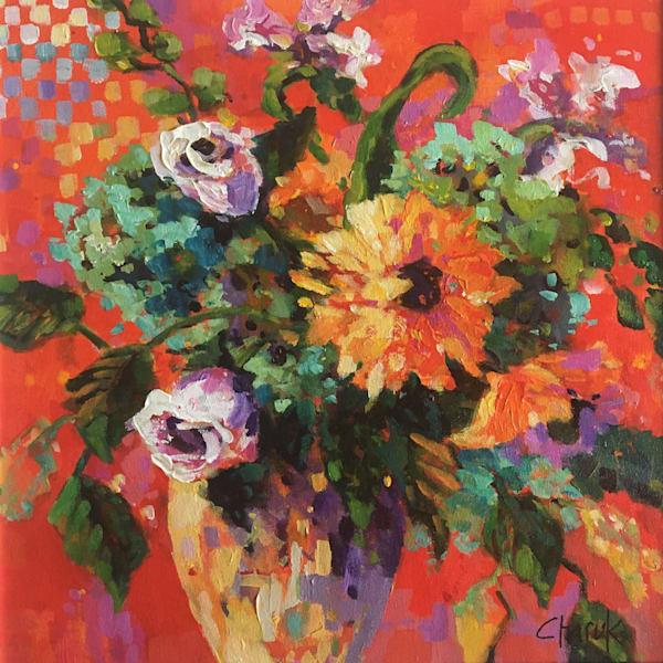 Orange Crush Art | Jill Charuk Art