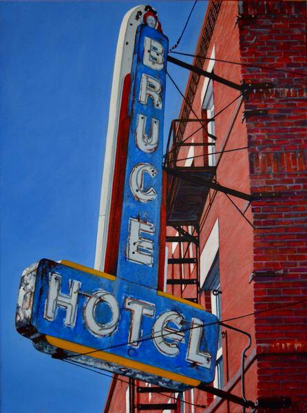 Bruce Hotel