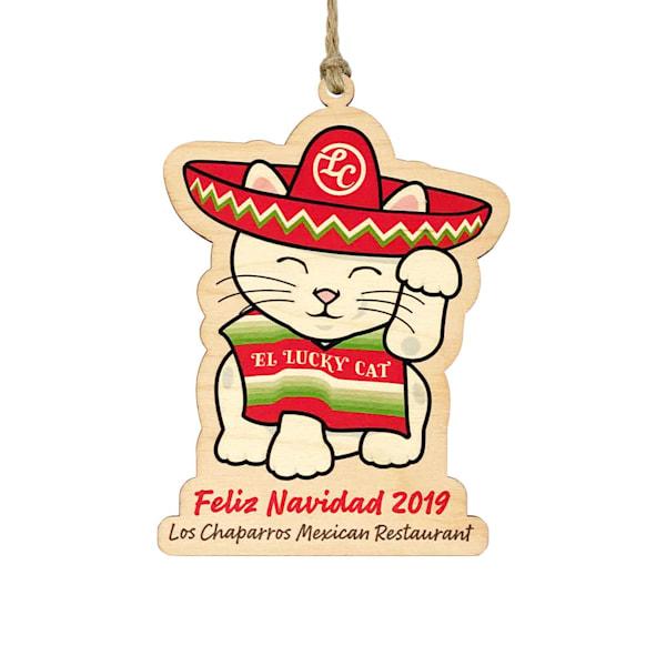 HI Biz Ornaments | Los Chaparros Limited Edition Ornament