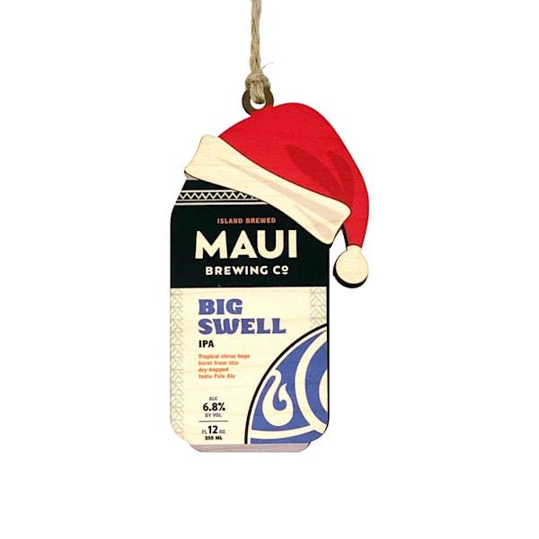 HI Biz Ornaments | Maui Brewing Company Limited Edition Ornament