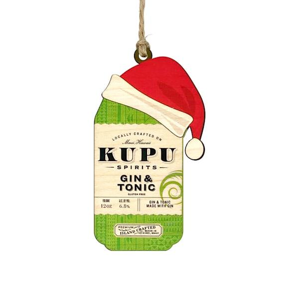 HI Biz Ornaments | Kupu Spirits Limited Edition Ornament