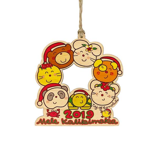 HI Biz Ornaments | Taj Clubhouse Limited Edition Ornament