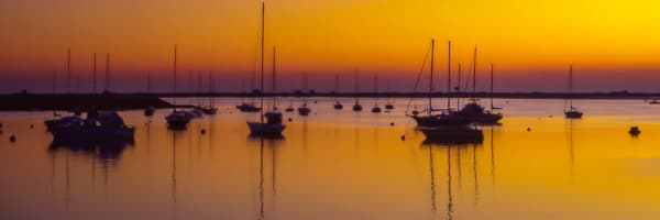 Fine Art Print | Predawn Over Plymouth Bay