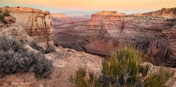Shafer Canyon Overlook | Canyonlands National Park Utah | Fine Art Photo Prints by Thom Schoeller