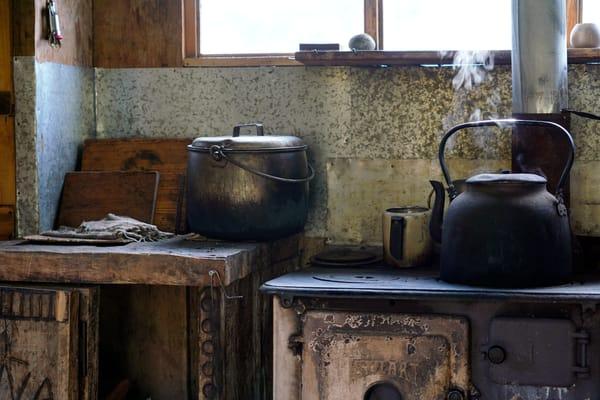 Gaucho hut, Argentina