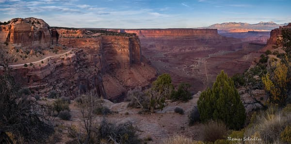 Shafer Canyon Utah | Island in the Sky - Canyonlands National Park | gorgeous fine art photo prints