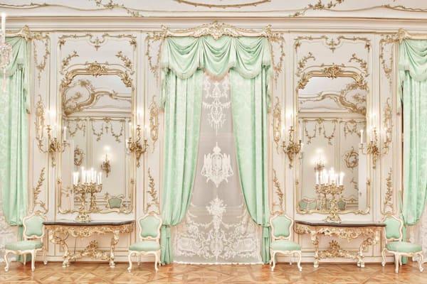 Mirrors Room Photography Art | DE LA Gallery