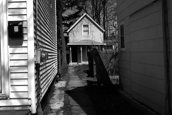Pill Box House Photography Art | Peter Welch