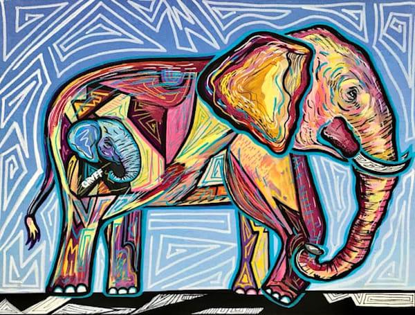 Elephant Art | evoartmaui