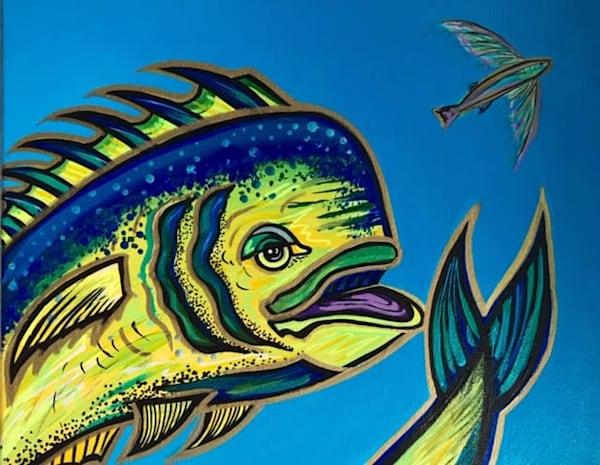 Mahi Art | evoartmaui