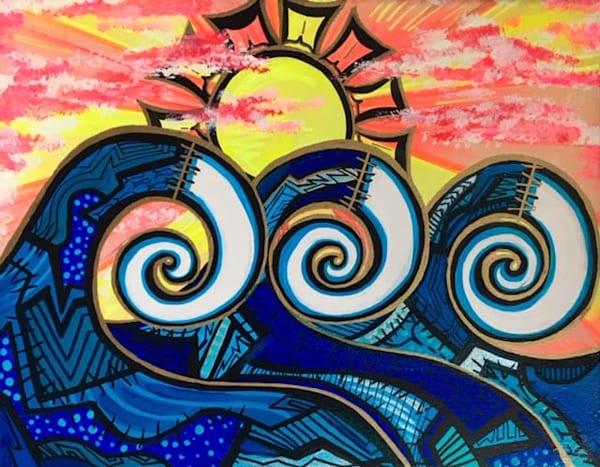 Ekolu Wave Art | evoartmaui