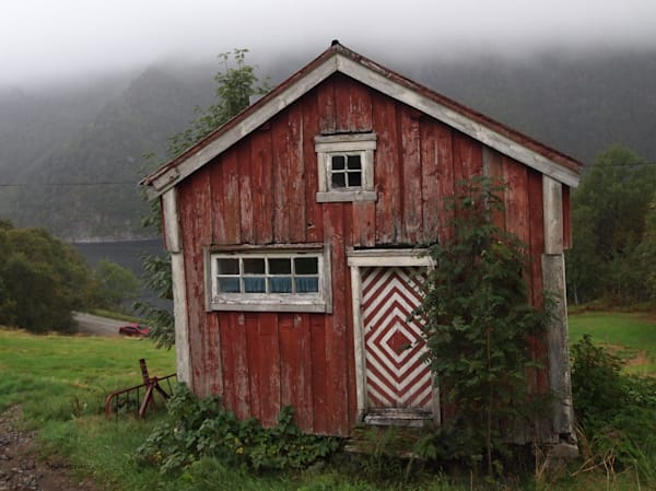 Norwegian Farm Shed