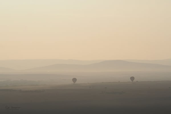Balloons Over Kenya