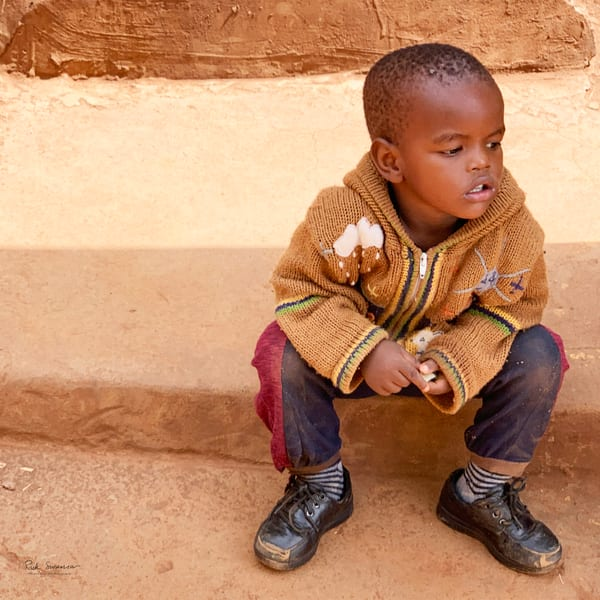 Young Boy of Kenya