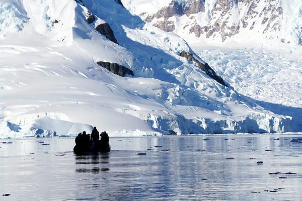 Antarctica, Zodiac Boat