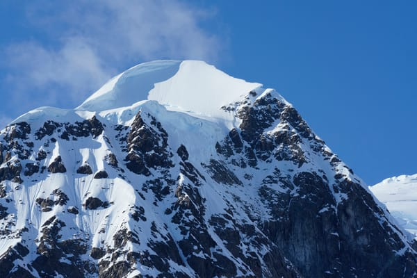 Antarctica,Snowcap