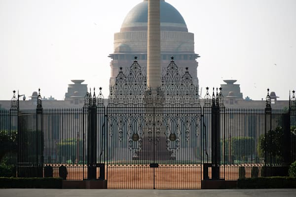 Government building,New Delhi,India